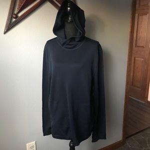 LULULEMON Navy Blue Long weekend pullover hoodie